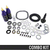 Ford Racing 3.55 Gears and Install Kit (86-04 V8) - Ford Racing 1300||M-19546-A12||M-4209-88355||M-4210-C