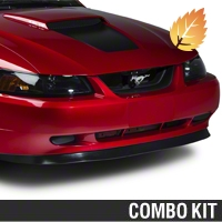 Front End Appearance Package (99-04 GT, V6) - AM Exterior KIT