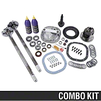 8.8in 31 Spline Axle and 4.10 Gear Upgrade Kit - 4 Lug (86-93 5.0L) - AM Drivetrain 21201||R8.8RMK||24002||M-4209-G410A||24062||M-4204-F318C||45003||1300||50240||M-4033-G2||50261||M-1225-B||73004||A883141