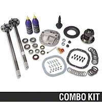 8.8in 31 Spline Axle and 3.73 Gear Upgrade Kit - 5 Lug (86-93 5.0L) - AM Drivetrain 21201||R8.8RMK||24001||M-4209-F373N||24062||M-4204-F318C||45018||1303||50240||M-4033-G2||50261||M-1225-B||73000||A883151