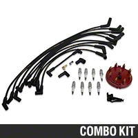Ignition Tune-Up Kit (89-93 5.0L) - AM Restoration 51058||55704||55711||64001||6945||918233