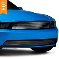 Modern Billet Polished Retro Billet Grille (10-12 GT) - Modern Billet 17059||41123||17101
